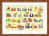 Framed ABCs
