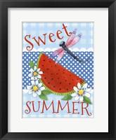 Framed Sweet Summer