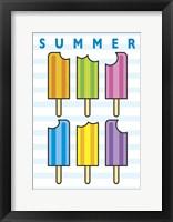Framed SummerFlag Popsicle Bites 4