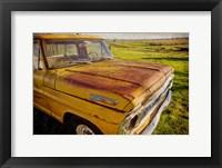 Framed Ford 250