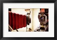 Framed Diptych Kodak 3A Folding Pocket