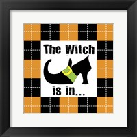 Framed Witch is in