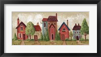 Framed Country Row