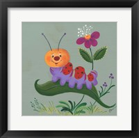 Framed Inch Worm
