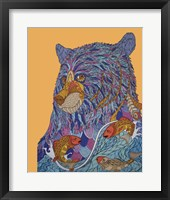 Framed Bear Spirit