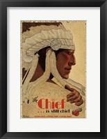 Framed Chief