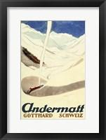 Framed Andermatt