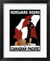 Framed Homeward Bound