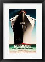 Framed Normandie