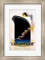 Framed Le Jardin Les Modes 1931