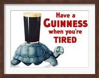 Framed Have a Guinness