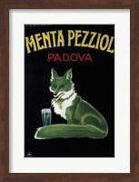 Framed Menta Pezziol