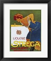 Framed Strega