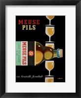 Framed Meuse Pils