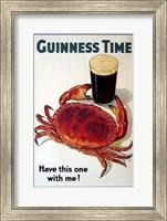 Framed Guinness Time