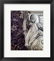 Framed DaVinci Cornice 1