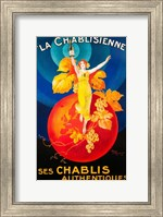 Framed La Chablisienne