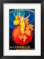 Framed La Chablisienne
