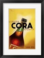 Framed Cora