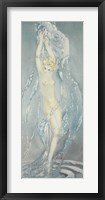 Framed Deco Nude