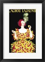 Framed Cachou Lajaunie