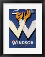 Framed Windsor