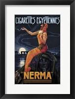 Framed Nerma