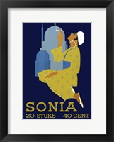 Framed Sonia