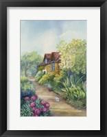 Framed Path to Cottage