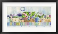 Framed Floral Display 1