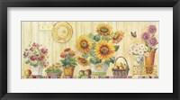 Framed Floral Display 2
