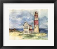 Framed Lighthouse 2