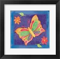 Framed Butterfly 3