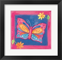 Framed Butterfly 4