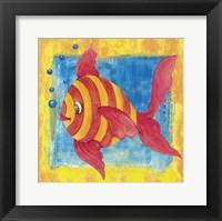 Framed Fish 1