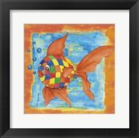 Framed Fish 3