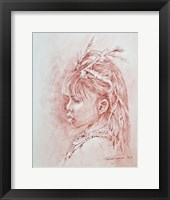 Framed Portrait of a Girl