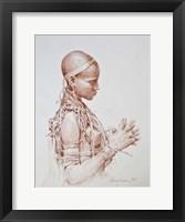 Framed Praying