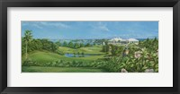 Framed Golfcourse