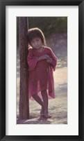 Framed Ashaninka Girl