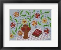 Framed Missing Matisse