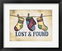 Framed Lost & Found
