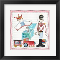 Framed Tin Soldier - Square