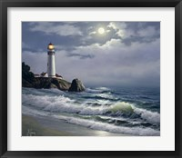 Framed Lighthouse