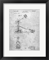 Framed Drum Beating Mechanism Patent