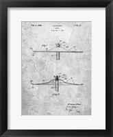 Framed Cymbal Patent