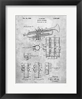 Framed Musical Instrument Patent