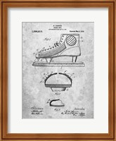 Framed Hockey Shoe Patent