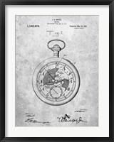 Framed Watch Patent
