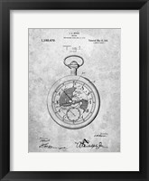 Framed Watch Patent